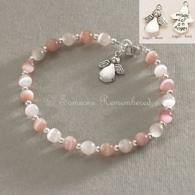 Made for an Angel Remembrance Bracelet | Someone Remembered